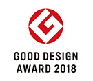 GOOD DESIGN AWARD2018
