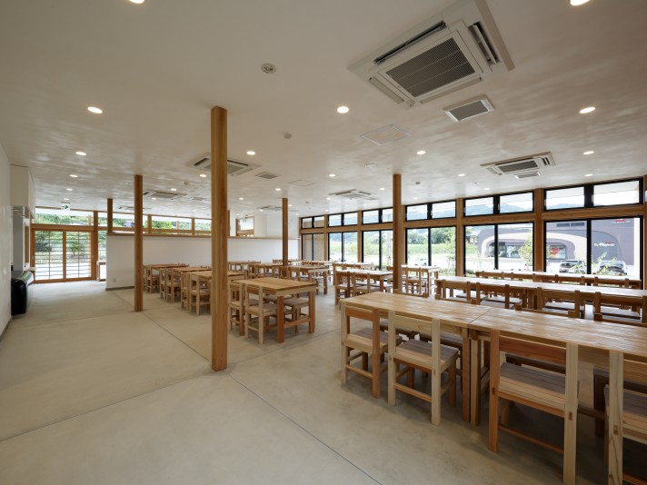 ゆめの樹 食堂写真