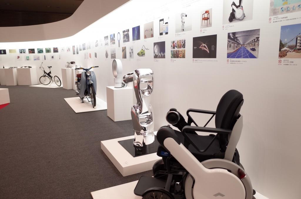 GOOD DESIGN Biz EXPO 2017 歴史ブース