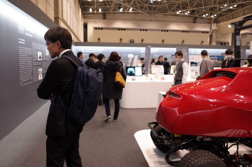 GOOD DESIGN Biz EXPO 2017 未来ブース