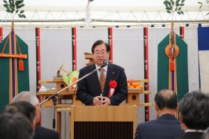 丹波市議会議長 太田喜一郎 様