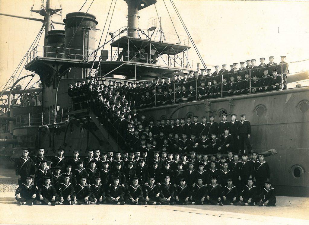 1943年8月 茂、航空母艦「瑞鶴」に乗艦