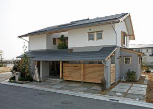 2007年 芦屋展示場「丹波・四季の家」を開設