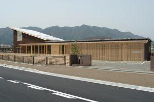 2006年 春日町にあったカトラン住宅の展示場及び事務所を改装し、木のぬくもりを感じさせるイベントスペース+事務所機能を持つ「こだま館」を開設