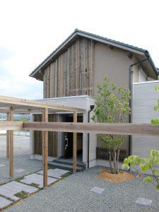2005年「 ひょうご木の住まい」春日モデルハウスを開設