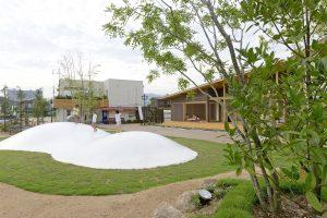 2015年 西宮展示場は丹波の森、里山の風景をイメージして大リニューアル