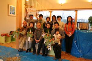 2007年 第1回は約10名の参加数だった冬のイベント