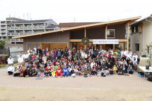 年を重ねる毎に参加者が増えてきた冬のイベント。9回目となった2015年は約200名が集った