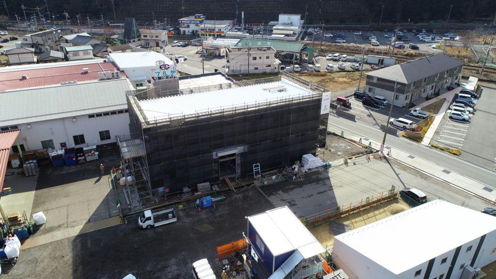 フルヤ工業(仮称)テクニカルセンター新築工事