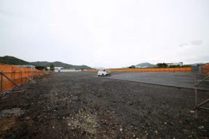 松井アーキメタル舞鶴工場新築工事 6月