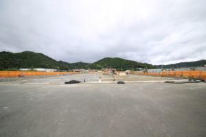 松井アーキメタル舞鶴工場新築工事 9月