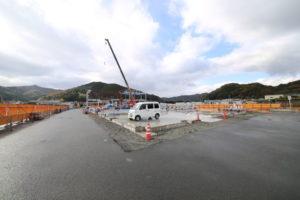 松井アーキメタル舞鶴工場新築工事 11月