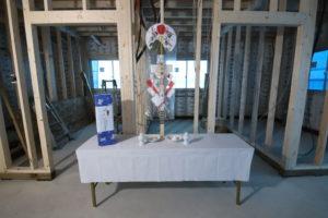 虹の会⼯房障がい者グループホーム建設⼯事